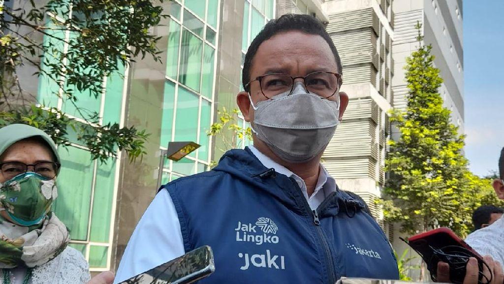 Anies Sebut Masalah Lingkungan di DKI Akan Tetap Ada Meski Ibu Kota Pindah