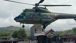 Helikopter Diviralkan Datangi Kawinan Mantan di Trenggalek, Ini Faktanya