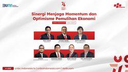 Sinergi Jaga Momentum Optimisme Pemulihan Ekonomi