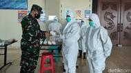 TKI dan Warga yang Isolasi Terpusat di Sidoarjo Dapat Bantuan Obat