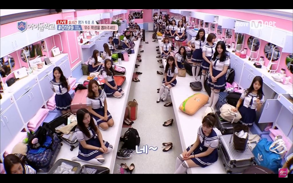 Kondisi Asrama Kontestan 'Idol School'