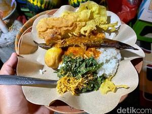 Nasi Boran Mbak Sri: Sedep Miroso! Nasi Lauk Ikan Sili Bumbu Pedas