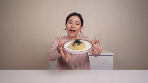 Jessica Jane Bandingkan Pasta Rp 67 Ribu Vs Rp 1,3 Juta, Enak yang Mana?