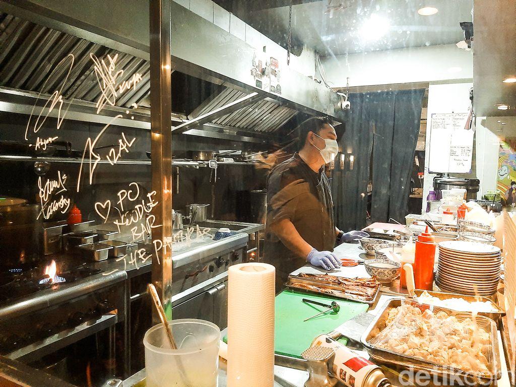 Pò Noodle Bar: Restoran Mie Chinese Bergaya Kontemporer