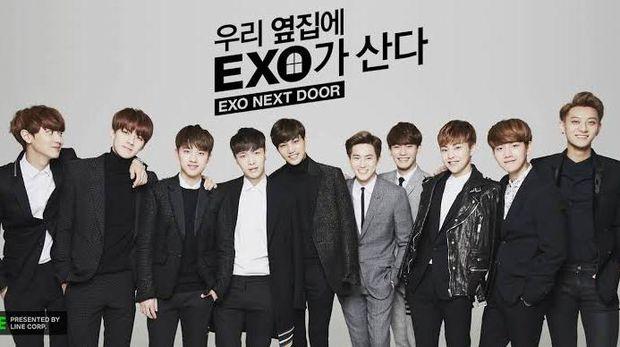 Proyek Akting Xiumin EXO