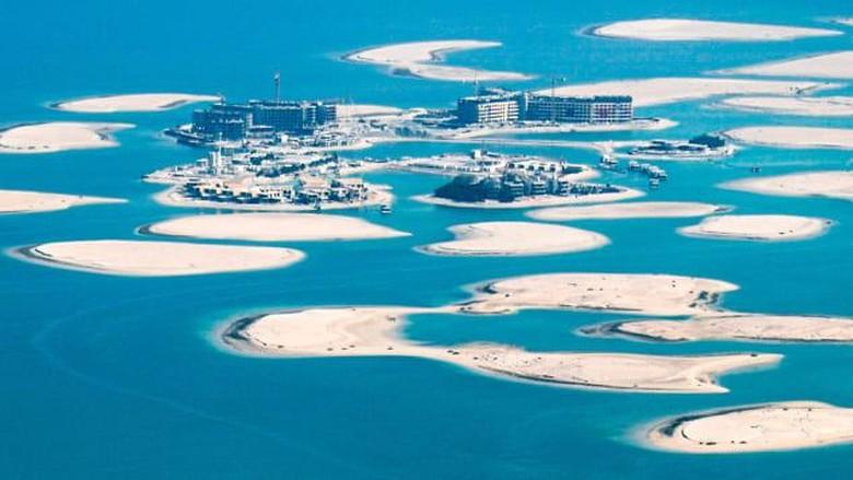Proyek pengembangan terumbu karang