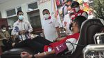 Stok Kurang, Menparekraf Sandi Ajak Warga Donor Darah