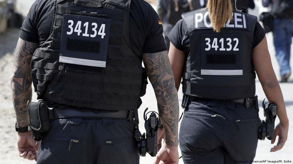 Warga Suriah di Jerman Ditahan Atas Tuduhan Kejahatan Perang