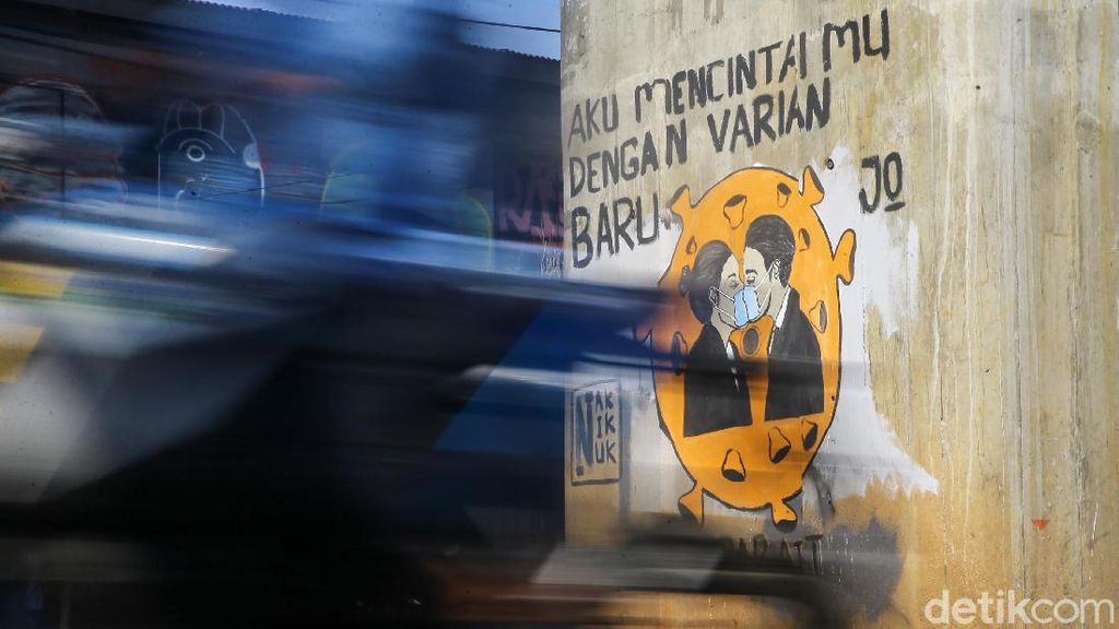 Pakar Ingatkan Kemungkinan Varian Covid-19 Baru Lahir di Indonesia