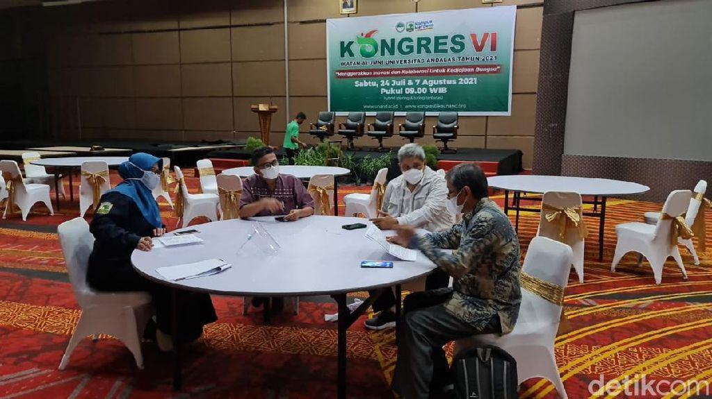 IKA-Unand Gelar Kongres VI Hari Ini, Pilih Ketua Umum Baru
