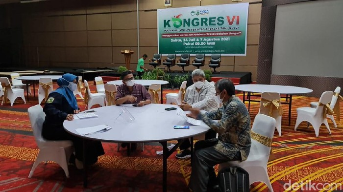 IKA-Unand akan menggelar Kongres VI untuk pemilihan ketua umum baru