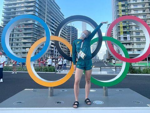 Riley Day, atlet lari asal Australia.