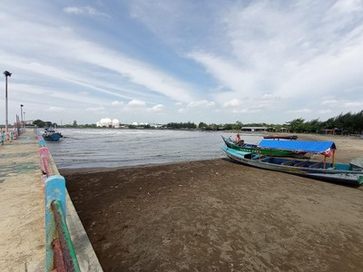 Pantai Bali Indramayu Sepi, Pengelola-Pedagang Berjuang Melanjutkan Hidup