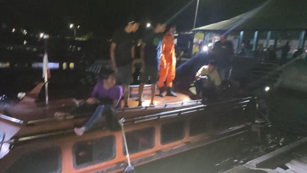 Korban Jiwa Tabrakan Speedboat di Malut Jadi 2 Orang, Kasus Naik Penyidikan