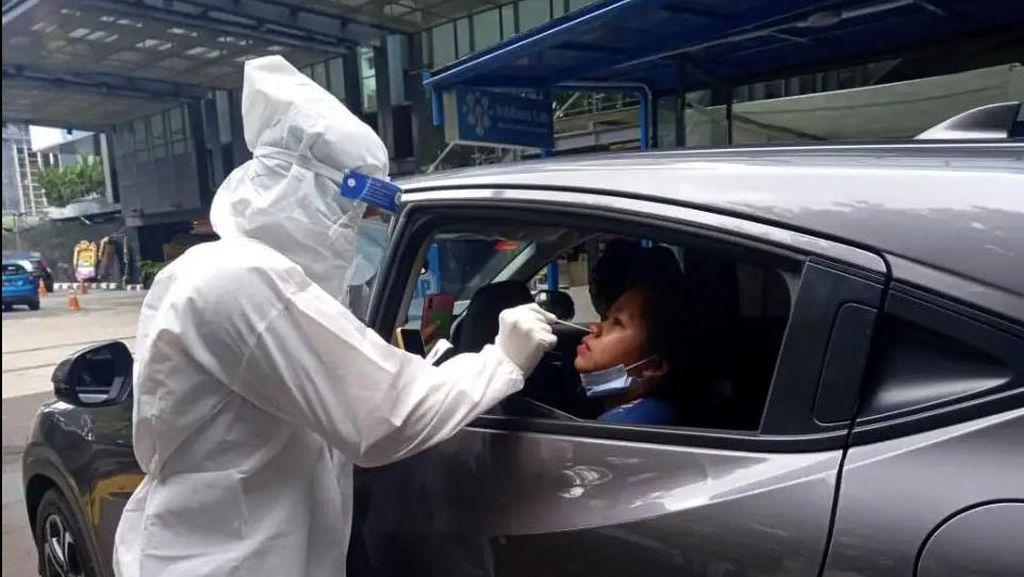 Asyik, Bandung juga Ada Tes COVID Drive Thru Lho