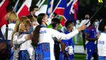 Parade Atlet Awali Penutupan Olimpiade Tokyo 2020