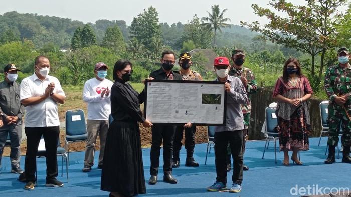 Pemkot Bogor Resmi Serahkan IMB GKI Yasmin.