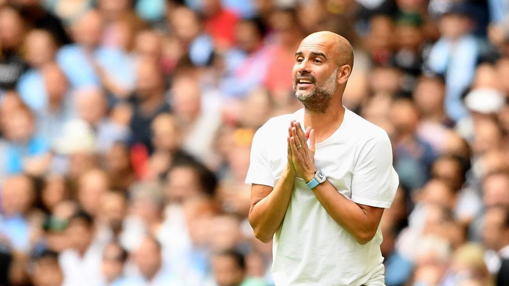 Guardiola Minta Pemain City Lupakan Kekalahan Inggris di Final Euro
