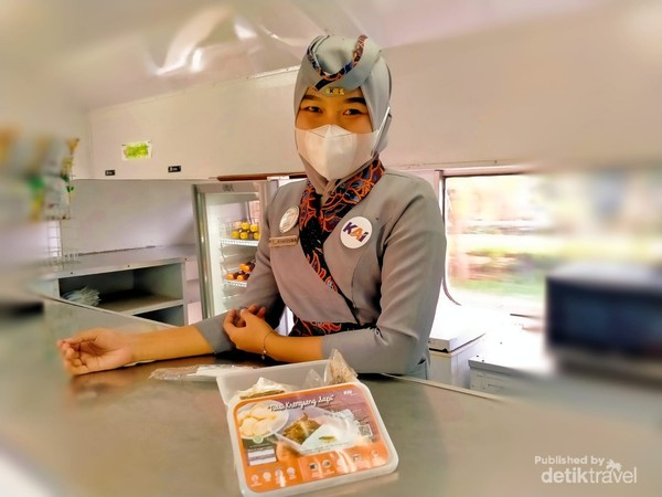 Wisata Kuliner KA Serayu