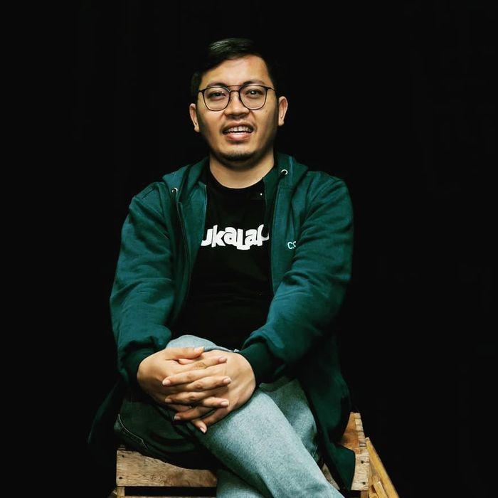Achmad Zaky Jadi Orang Terkaya di Indonesia, Ini Momennya Saat Lomba Makan Kerupuk