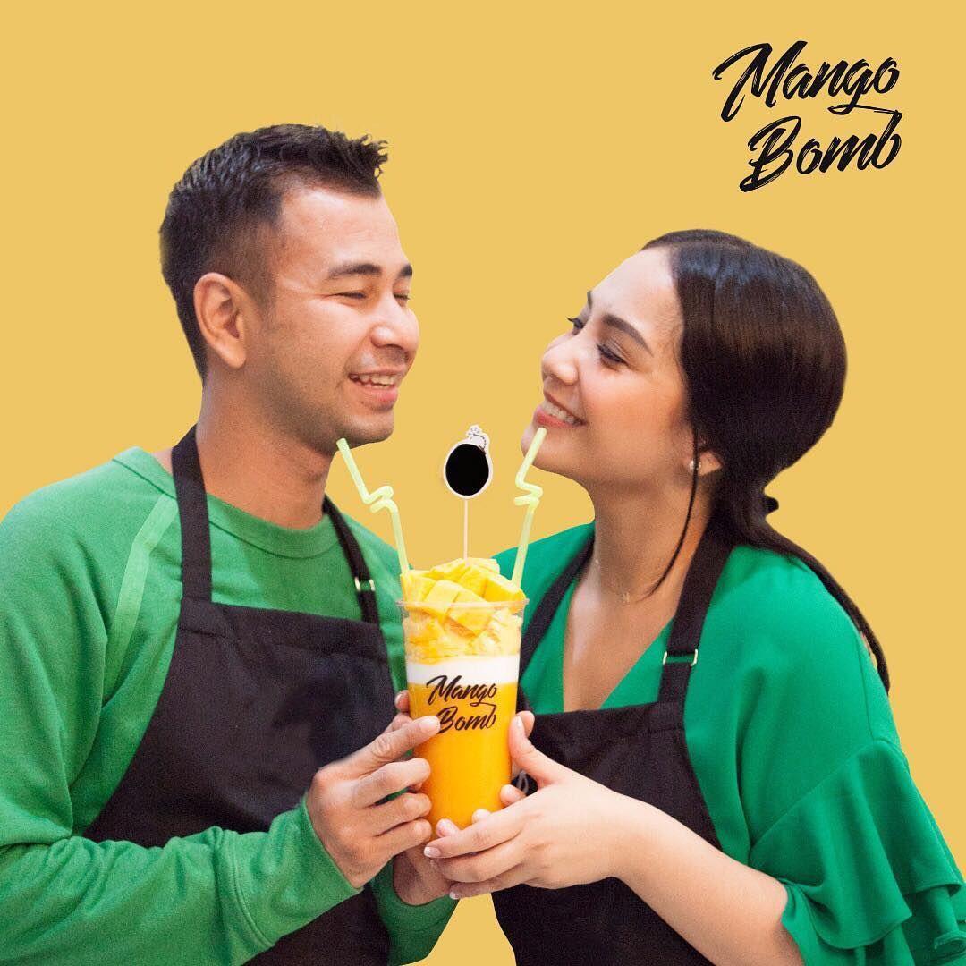 Bisnis Kuliner Raffi Ahmad dan Nagita Slavina yang Alami Kebangkrutan