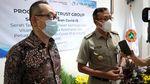 Dukungan untuk Pemerintah Lawan Pandemi