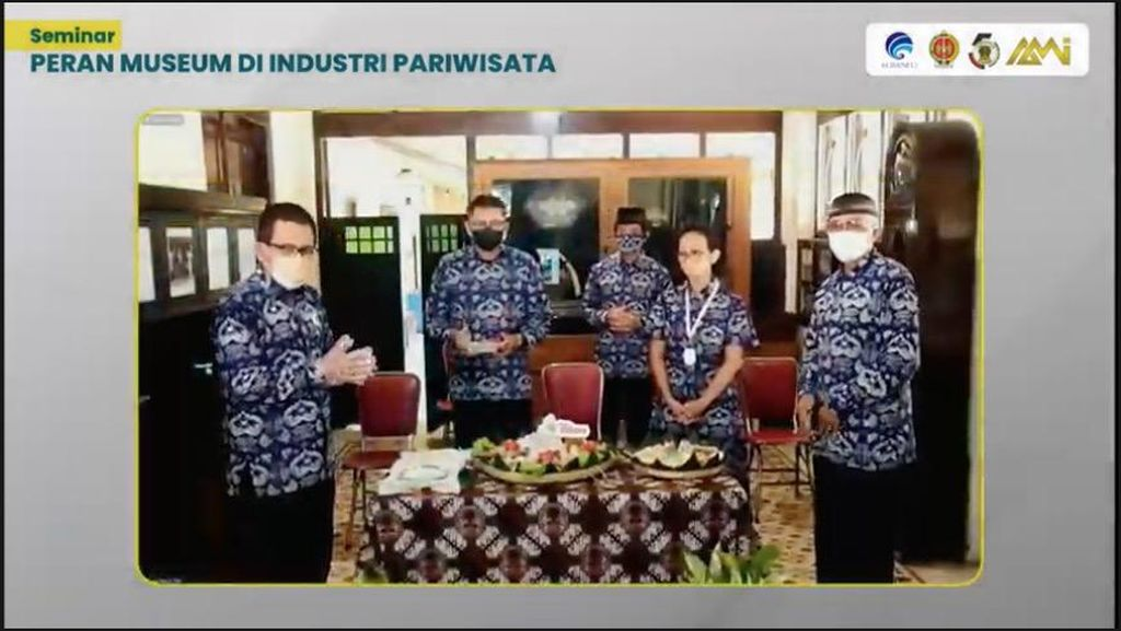 Festival Museum Yogyakarta 2021 Resmi Dibuka, Digelar hingga Oktober