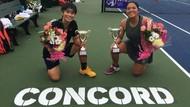 Petenis Indonesia Jessy Rompies Raih Gelar Juara di AS