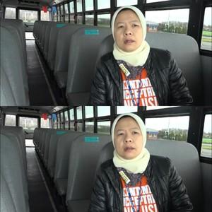 Kisah Wanita RI Jadi Sopir Bus Sekolah di Amerika, Hijabnya Bikin Penasaran