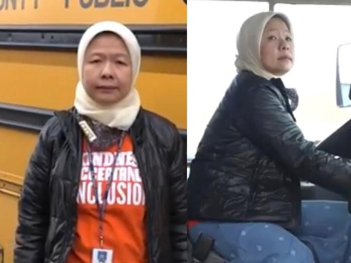 Kisah Yohana Djuanda yang menjadi sopir bus sekolah berhijab di Amerika Serikat.