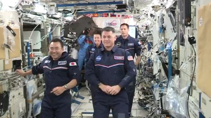 Astronaut di ISS bikin Olimpiade luar angkasa