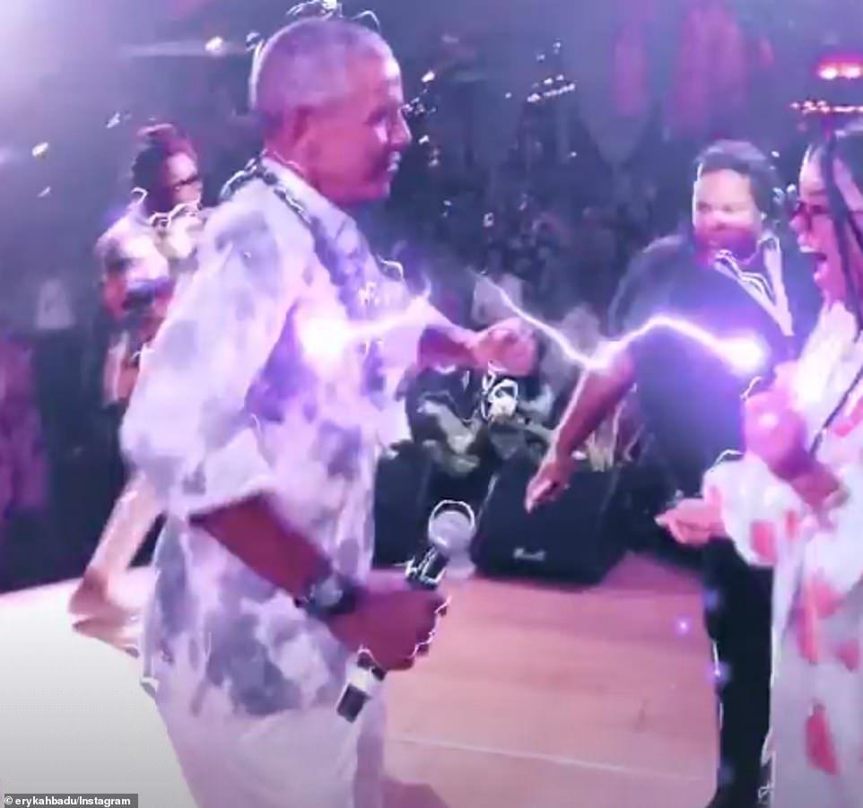 Pesta Ulang Tahun ke-60 Barack Obama