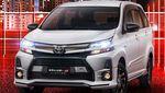 Terbaru! Begini Tampilan Sporty Toyota Avanza Veloz GR Limited