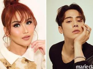 Ayu Ting Ting Langganan Di-notice Idol KPop, Bikin Iri Disapa Cha Eun Woo