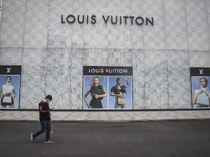 Bantahan Louis Vuitton Soal Klaim Baju Dinas DPRD Kota Tangerang