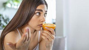 Cara Mengembalikan Indra Penciuman dengan Jeruk Gosong Viral, Apa Efektif?
