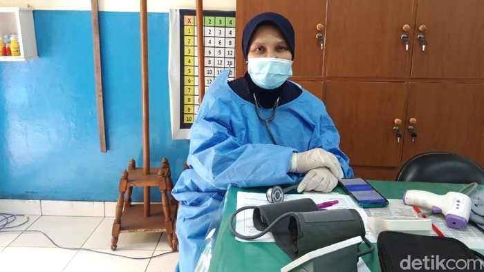 drg Susi Ramadhani jadi relawan Vaksinasi Merdeka