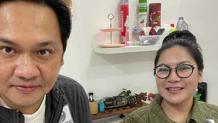 Farhat Abbas dan dr Lois (Dok. Instagram farhatabbasofficial)