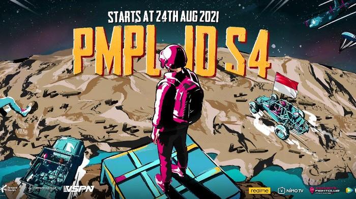 Ini Jadwal PUBG Mobile Pro League Indonesia (PMPL ID) Season 4