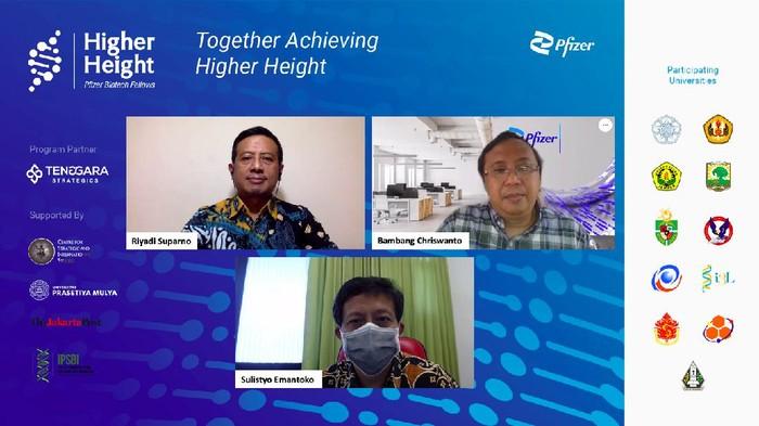 Media briefing Pfizer biotech fellowship