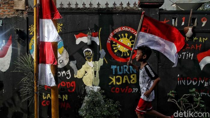 Indonesia kehilangan momen perayaan kemeriahan Dirgahayu Republik Indonesia selama 2 tahun yaitu 2020 dan 2021 karena pandemi COVID-19.