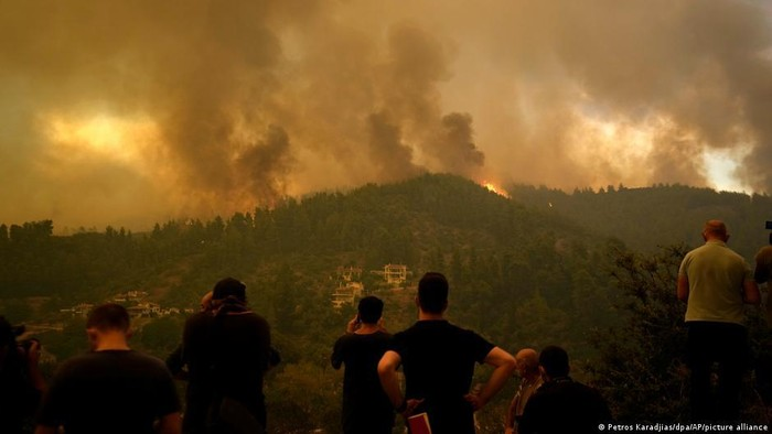 PBB: Gelombang Panas Sekali Dalam 50 Tahun Bakal Melanda Setiap Dekade