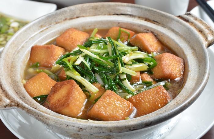 Resep Hot Pot Tofu dan Sayuran