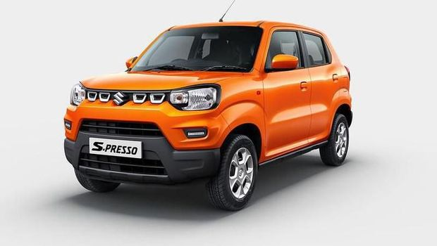 Suzuki S-Presso (Suzuki India)