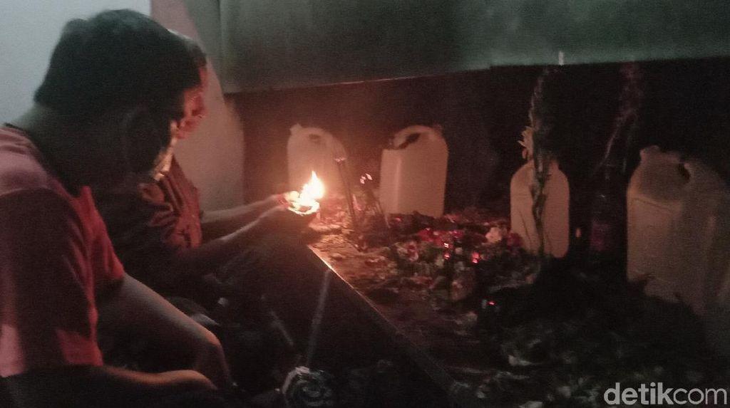 Tradisi Ziarah Malam 1 Suro di Kudus Tak Berhenti Saat Pandemi-PPKM