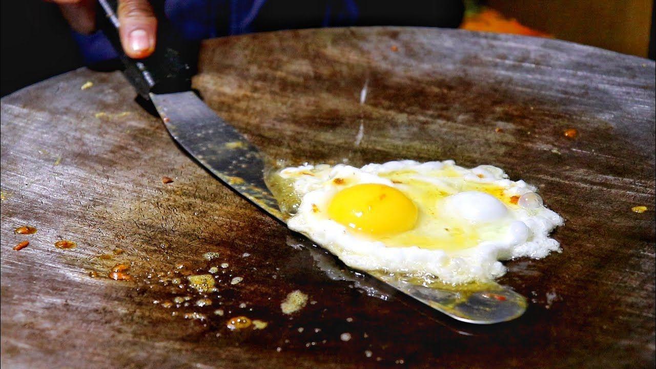 Bukan Minyak, Jajanan Telur Ini Digoreng Pakai Minuman Bersoda Fanta Jeruk