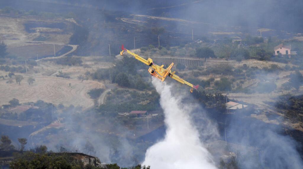 Muncul Belasan Titik Kebakaran Hutan di California