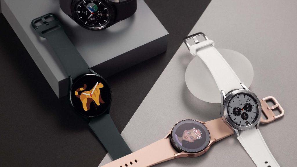 Kesan Pertama Darius Sinathrya Lihat Galaxy Watch4 & Galaxy Buds2