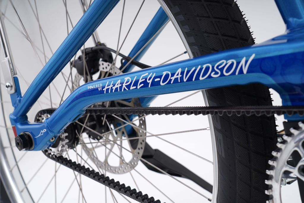 Sepeda Listrik Harley Davidson Serial 1 Mosh/Chopper
