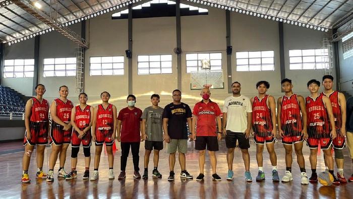 Timnas Basket 3x3 Indonesia akan bermain di FIBA 3x3 World Cup U-18.
